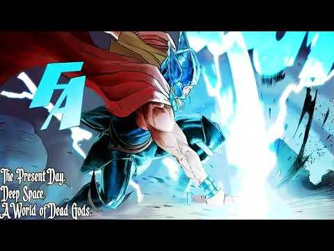 [MARVEL] Thor ᚦᚢᚱ   The God Butcher (Motion Comic Movie Trailer)