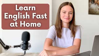 The Fastest Way t๐ Learn a New Language at Home   3 Ways to Become Advanced in English