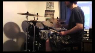 U2 - An Cat Dubh (drumming)