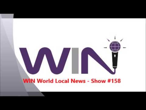 WIN SHOW #158 - WIN WORLD LOCAL NEWS - USA Olympic Toilet Trials