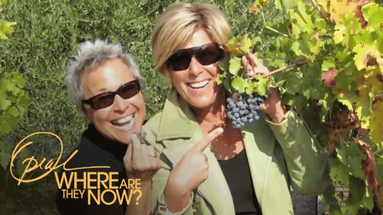 Suze Orman Praises Her Wife And Soul Mate