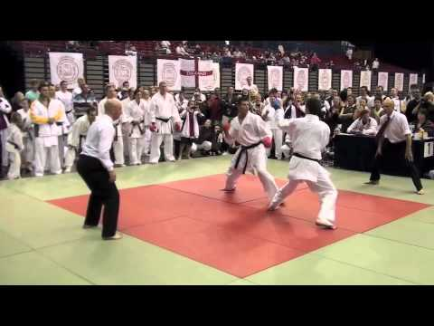 GKR WC 2011: Open Male Highlights Part 1