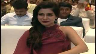 Suma Comedy on Samantha at Sankarabharanam Movie Audio Launch | Nikhil | Kona Venkat