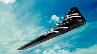 Northrop's YB-49 Flying Wing Definitely Wasn't a UFO