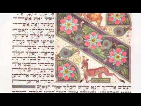 Der Nigun fun der Megilla - Yiddish Humor