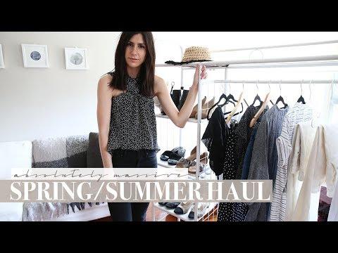 Spring & Summer Holiday Haul - J Crew, Revolve, Everlane, Zara etc   Mademoiselle
