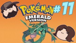 Pokemon Emerald - Eye of the Geodude - PART 11 - Game Grumps