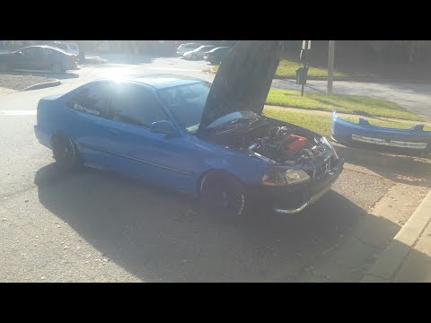 Civic: $500 Ebay Turbo Kit Installation Mp3
