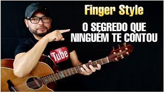 🔥O Segredo do FingerStyle que Ninguém Te Contou, em 12 Minutos.