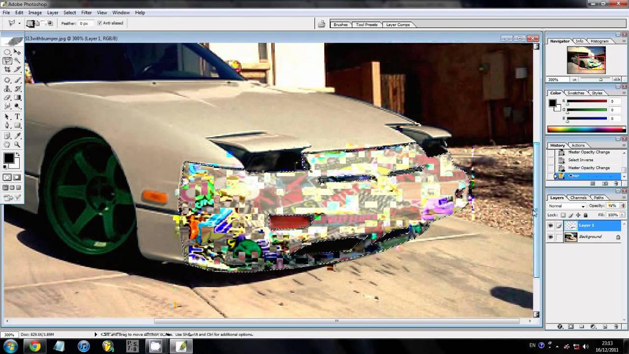 Sticker bomb car design - Sticker Bomb Car Design