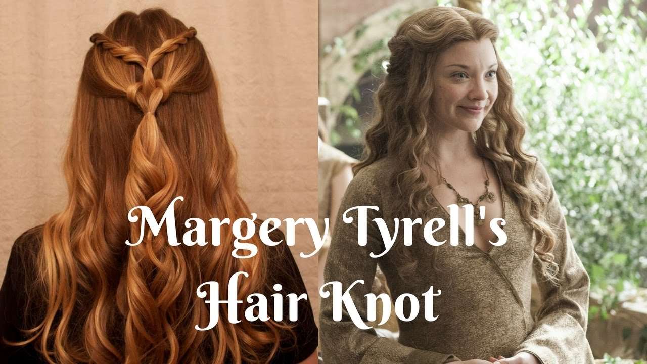 Game Of Thrones Inspired Margaery Tyrell Knot