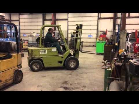 Clark C500Y45 Forklift