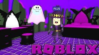 Halloween Update! Roblox: 🎃 MeepCity 🎃 ~ Trick Or Treating!