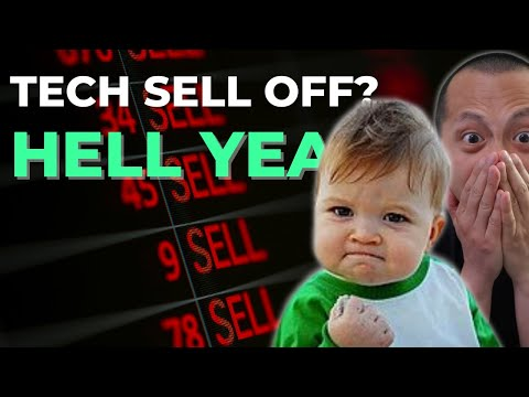TECH SELL OFF! // Banks Start To Raise Interest Rates