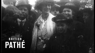 Countess Markievicz  Sinn Fein - Only Woman Returned In Irish Elections 1918 (1918)