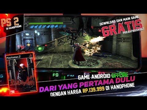 Devil May Cry Di Handphone ? - Akhirnya Bisa - Game Android OFFLINE