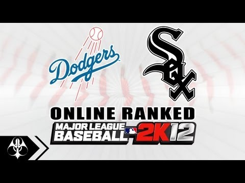 MLB 2K12 Online Ranked - Los Angeles Dodgers vs. Chicago White Sox from YouTube · Duration:  11 minutes 33 seconds