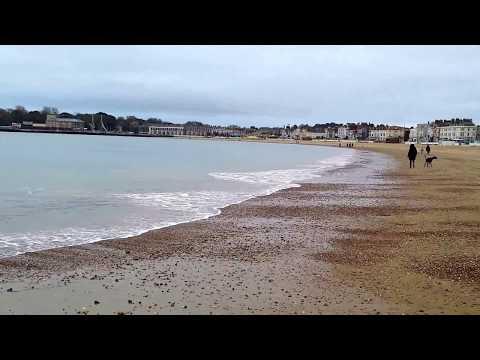 Weymouth Bay And The Esplanade - England, UK