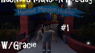 Haunted Mansion Holiday ~Roblox~ #1