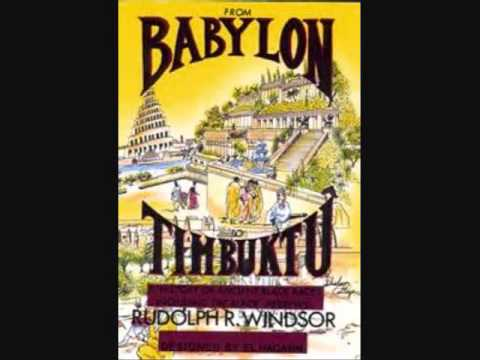 Fom Babylon To Timbuktu-Audio Reading(Final Part)