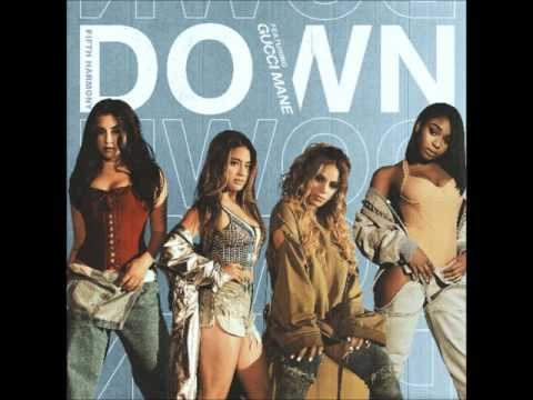 Fifth Harmony & Gucci Mane - Down ( Audio )