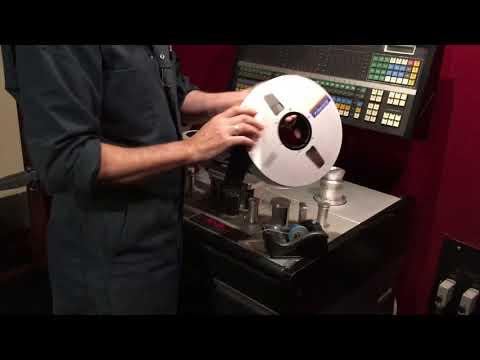 Steve Albini Cutting And Splicing Tape