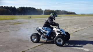 ROAD LEGAL YAMAHA YFZ 450 R1 QUAD