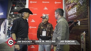 Jim Shockey and Dixie Hollins on the Importance of the Benjamin Pioneer Airbow - Shot Show 2018