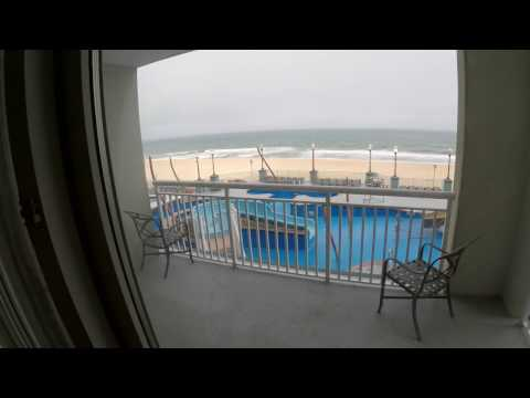 Holiday Inn & Suites: Ocean City Maryland - BEACHFRONT - Suite Tour