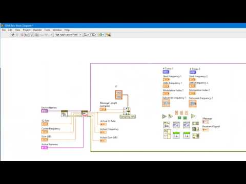 [Communication Systems] Lab#2 (FDM)