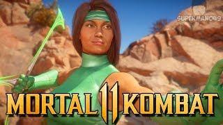 """The Amazing Klassic Jade Brutality! - Mortal Kombat 11: """"Jade"""" Gameplay"""