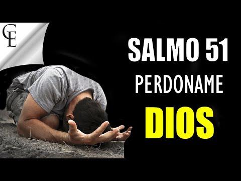 SALMO 51 ¡Ten piedad de mi oh Dios!  | ORANDO A LA LUZ DE LOS SALMOS