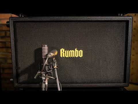 RUMBO 2x12 Cabinet - Clean sounds (WGS Veteran, EVM12L, WGS Retro )