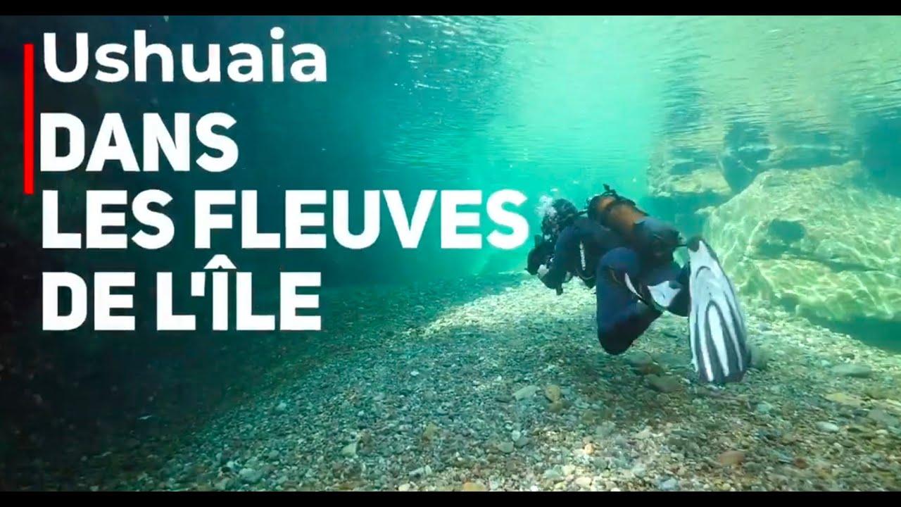 Ushuaia en plongée dans les fleuves Corses