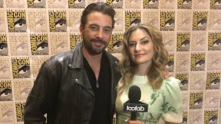 'Riverdale' Stars on Falice Drama, Cults & More!