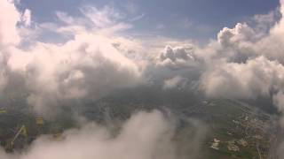 FPV Cloud Surfing with my Gopro