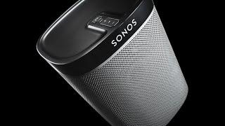 Battery powered Sonos PLAY:1. #HTNblog #3b
