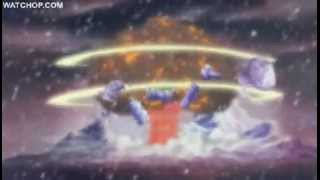 One Piece funny scene - Franky destroys Vegapunk's lab