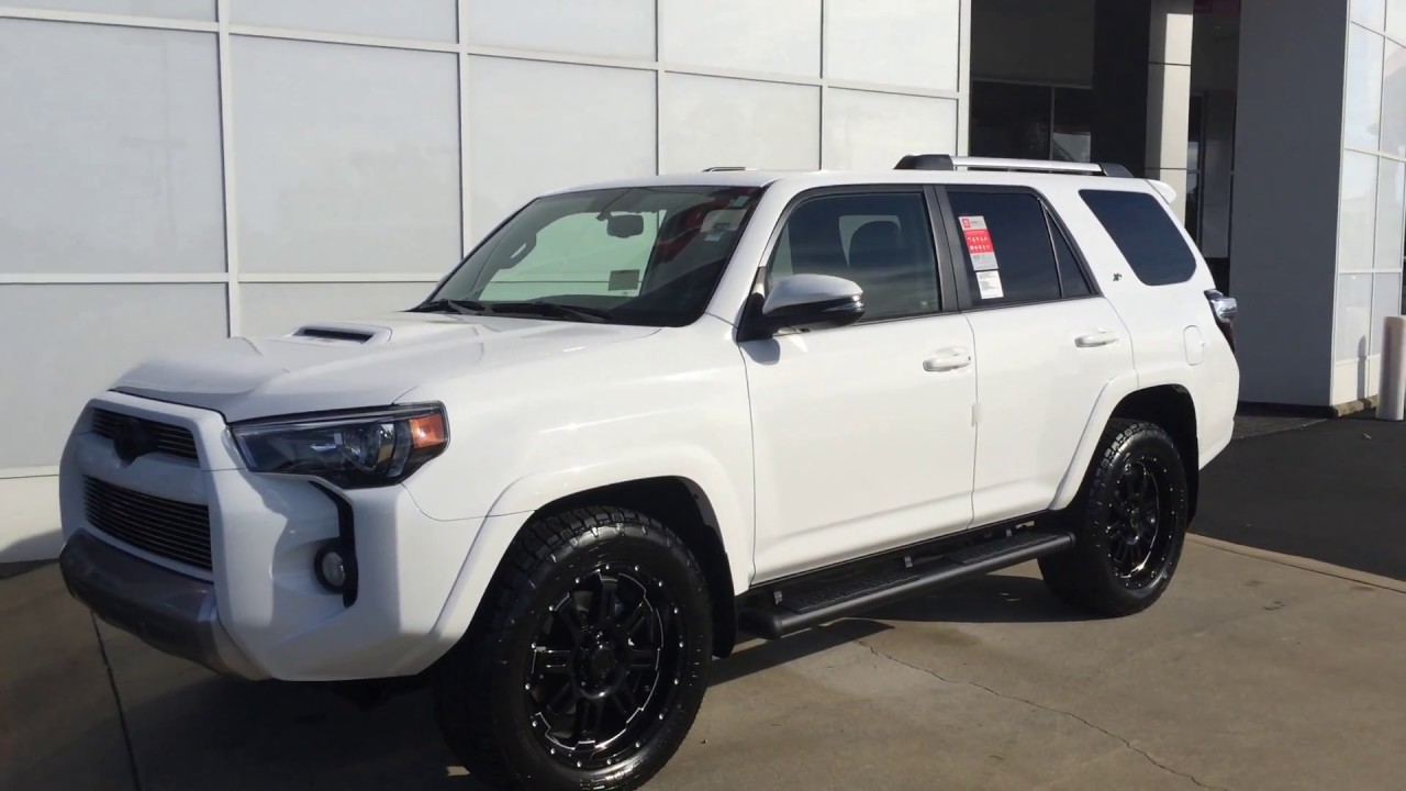 Nicole S 2016 Toyota 4runner Trail Premium 4x4 Xp By