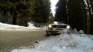 Walter Röhrl Audi S1 Urquattro Crash Lavanttal Rallye 2013