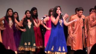 UC Berkeley Dil Se - Anahat 2012 - Aa Zara (Song 3 of 4)