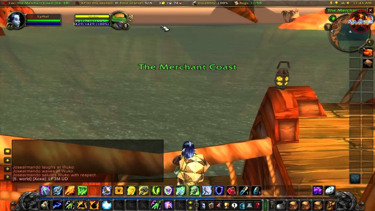 Image result for wow classic i am a merchant