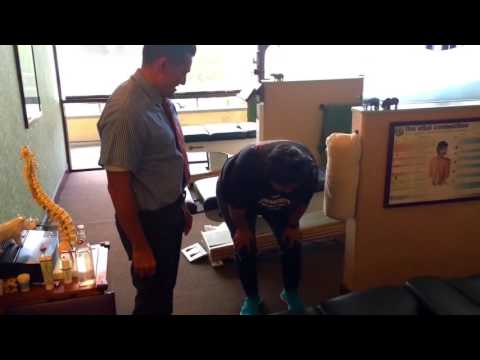Chiropractic Helps Severe Lower Back Pain Causing Difficulty Walking