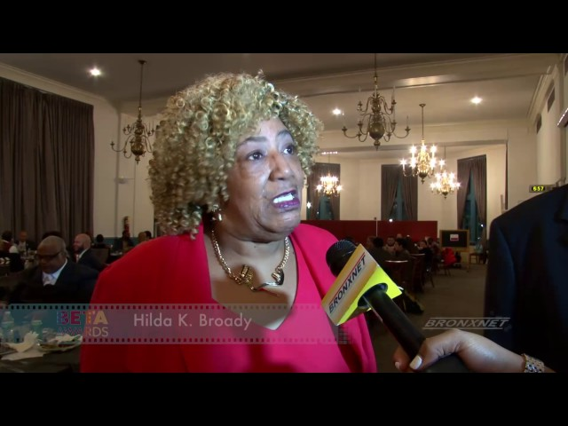 Bronx Excellence in Television Access Awards 2016