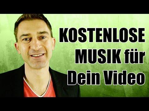Kostenlose lizenzfreie Musik für Dein Video
