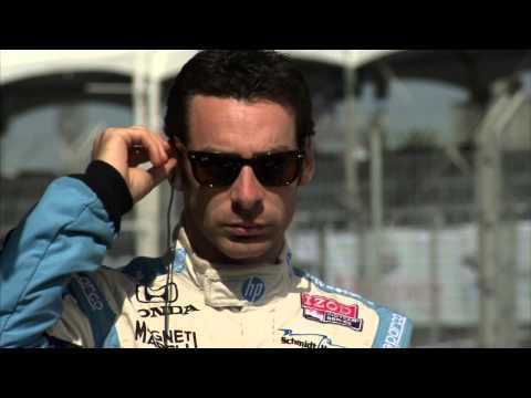Simon Pagenaud - Le métier de pilote automobile (Honda Indy)