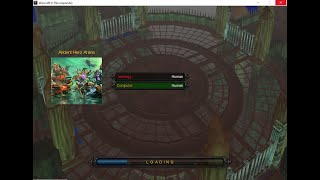 Warcraft 3 #8 AI map [Ancient Hero Arena] Crea tu héroe
