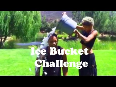 Will Smith Ice Bucket Challenge - Nominates Jay Z & Beyonce