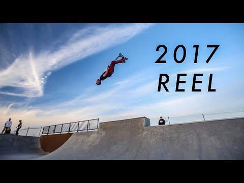 Aaron Hill - 2017 Reel