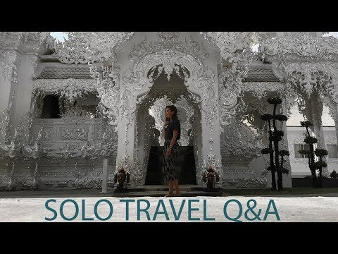 Why You Should Travel Alone | Solo Female Travel Q&A